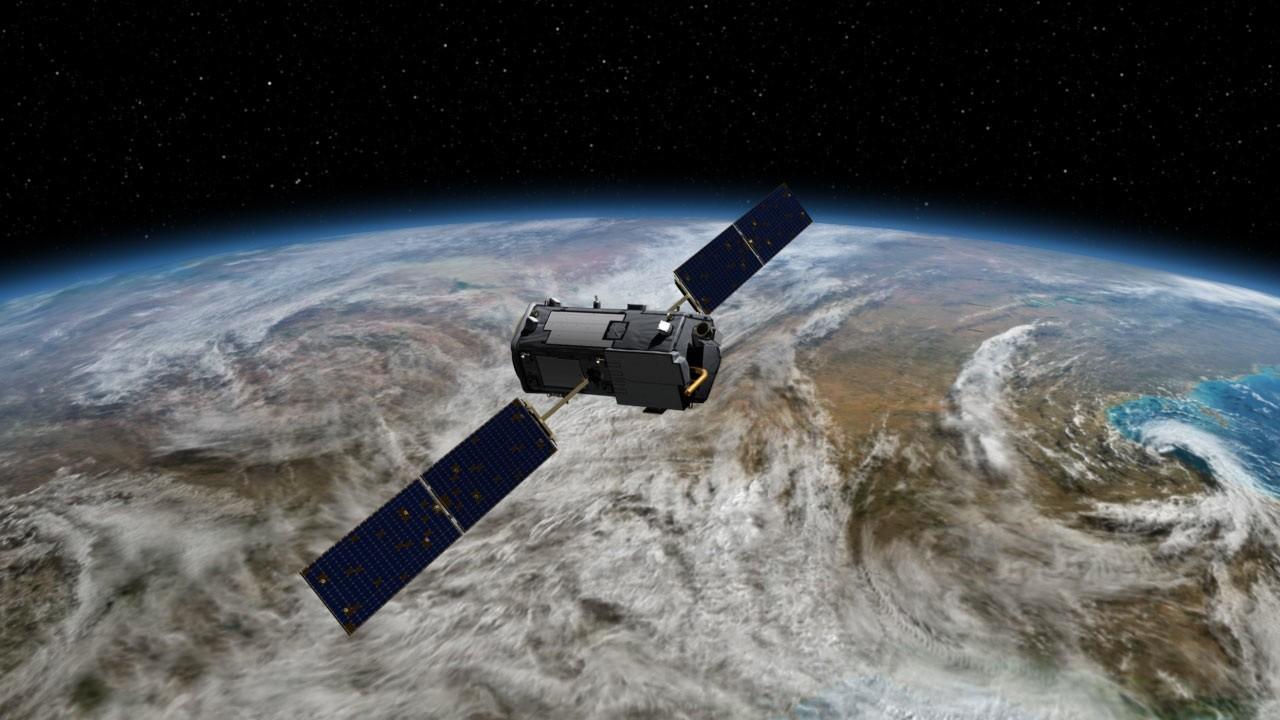 OCO spacecraft